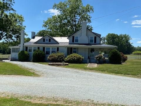 Historic Barton's Mill Farmhouse