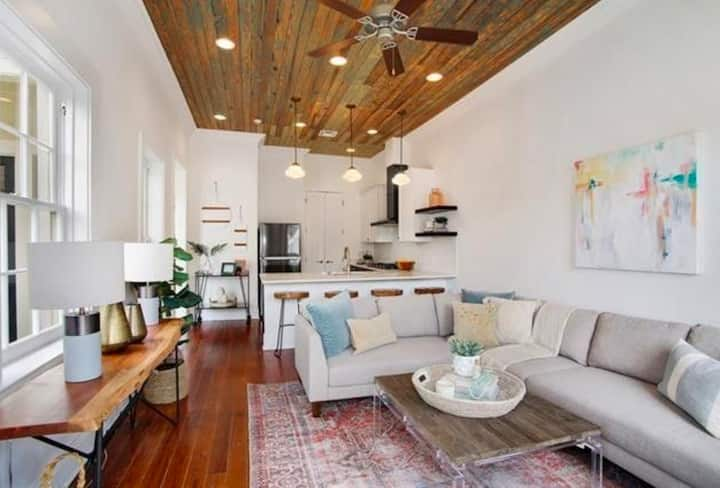 Brand New Royal Street Bywater Bungalow