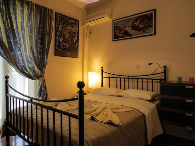 Apartment in Athens/Chaladri/Metro