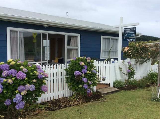 Kahurangi Cottage holiday accommodation - Kawhia - Guesthouse
