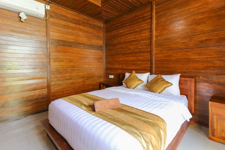 Luxury Deluxe BR at Maksan Cottage