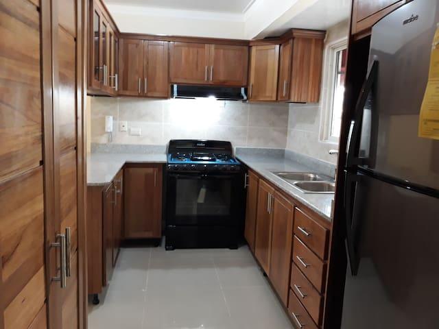 Apartamento Amueblado Ciudad Real II Arroyo 3ro...