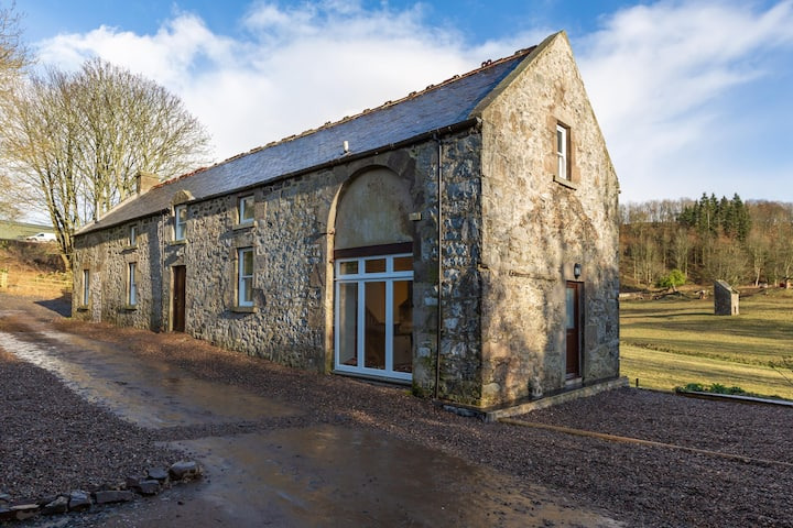 The Stables - Near St Andrews Sleeps 10