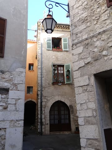 le centre historique de Vence