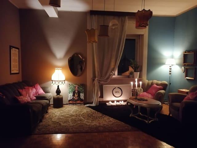 RaMaya: Casa d'artista