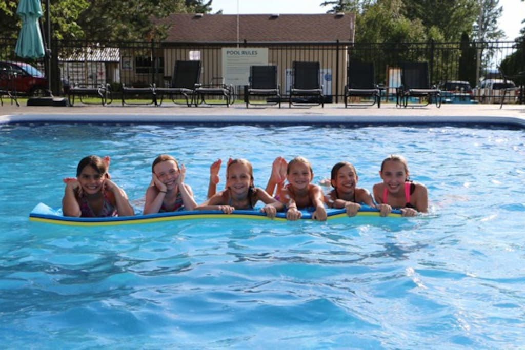 Fun for the whole family at Cherry Beach Resort