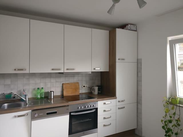 1,5 Zimmer Wohnung verfügbar für zwei Monaten ....