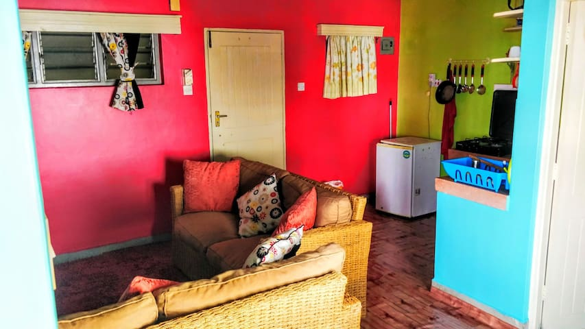 Cosy one bedroom apartment in a serene location