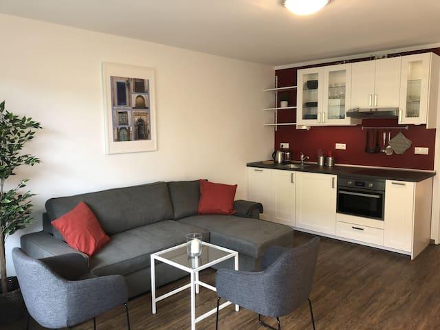 Modern Living between Munich and Lake Starnberg