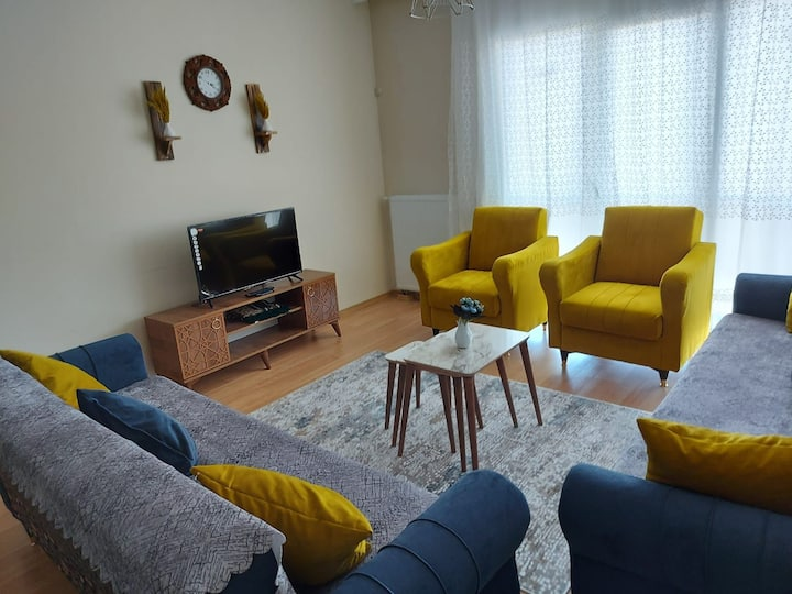 New Apartment minutes from buykçekmece lake