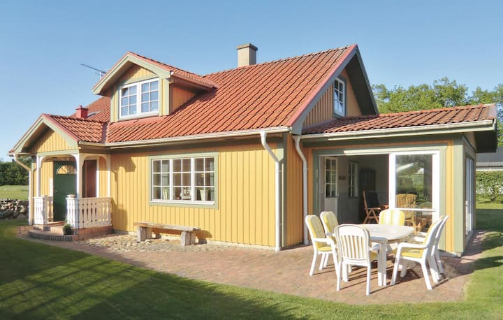 Awesome home in Sölvesborg with 3 Bedrooms