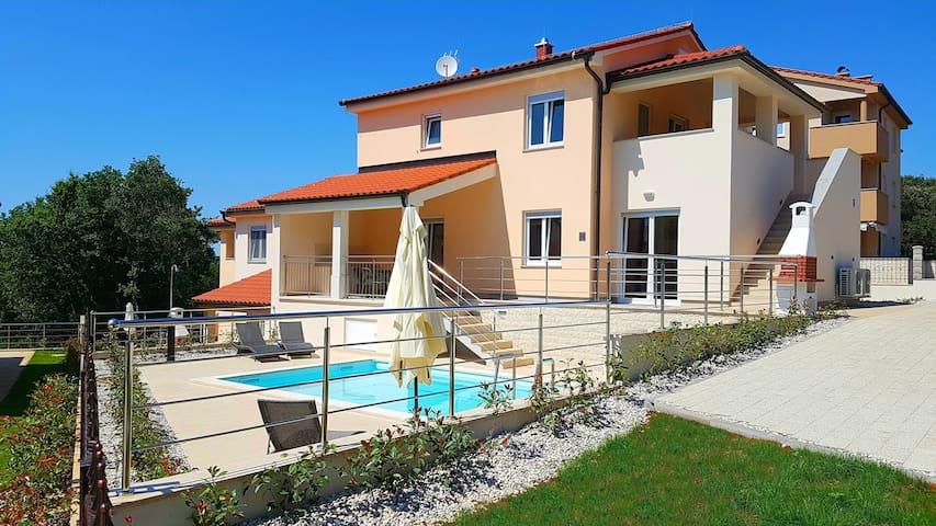 Superb Villa MARISOL 4-star**** + Private Pool