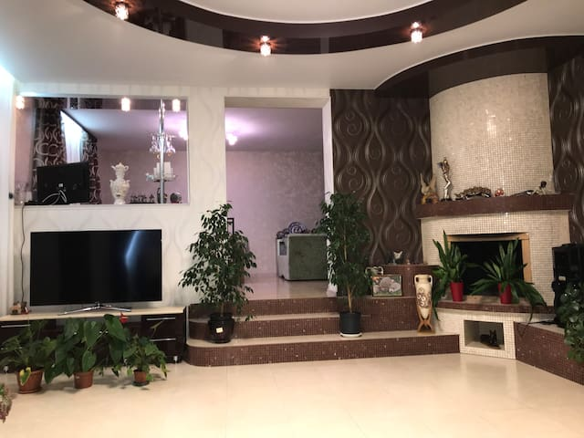 Дом в городе Йошкар-Ола.