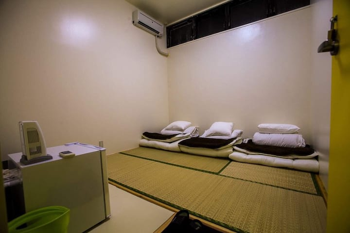 International Budget Hostel in Okinawa  - 3 PPL RM