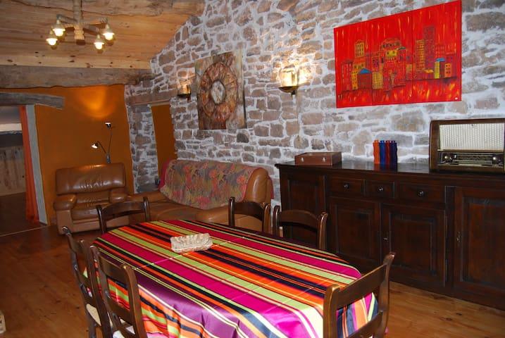 Gîte La Petite Grange dans le Sud Aveyron