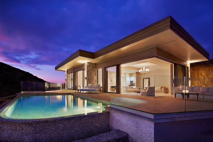 Oil Nut Bay Cliff Penthouse Suite - Virgin Gorda - Casa de campo
