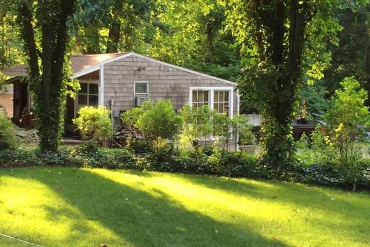 Private cabin - Atlantic Highlands - Pension