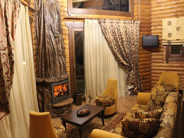 2 bedroom Detached house in Karpenisi RE0292 - Gavros - Apartamento