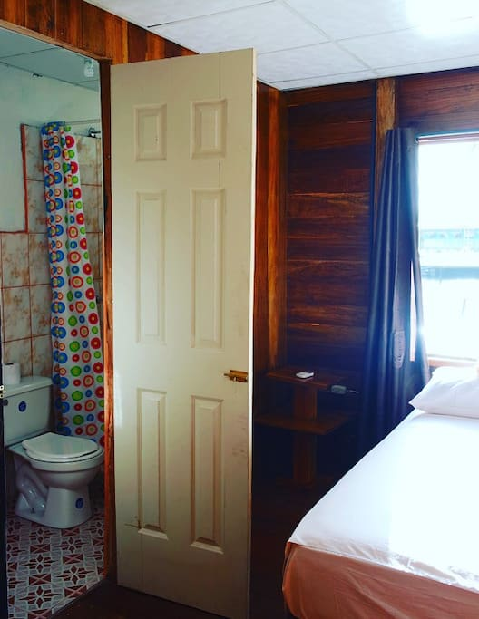 Room 8 with a private bathroom