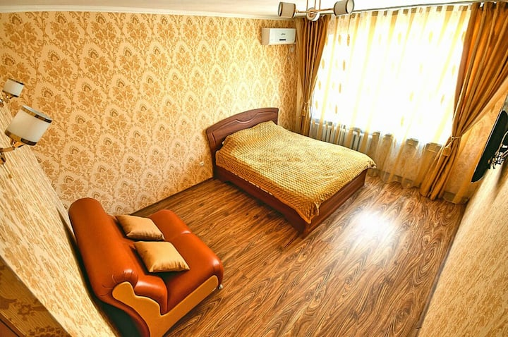 Cozy flat on Pushkina