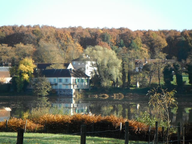 Maison de L`Etang - Saint-Bonnet-Tronçais - Apartamento