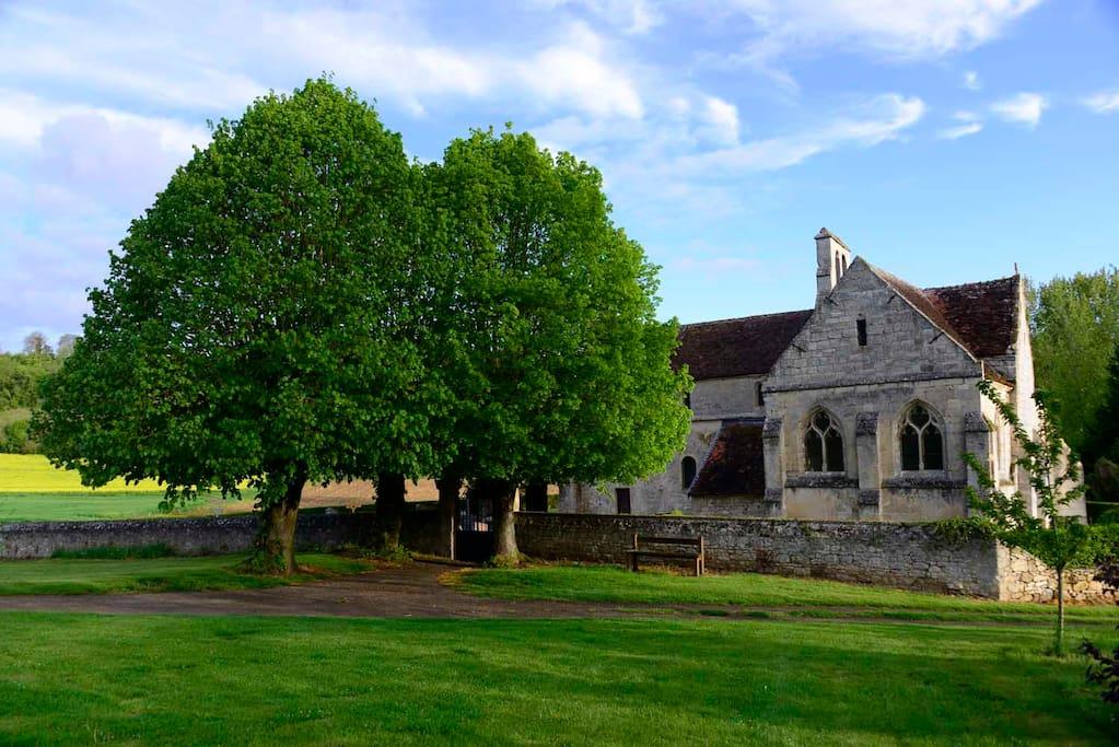 église de Serval