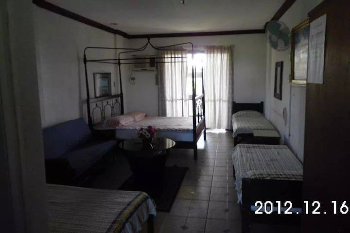 la mer resort hotel - San Fernando - Appartement