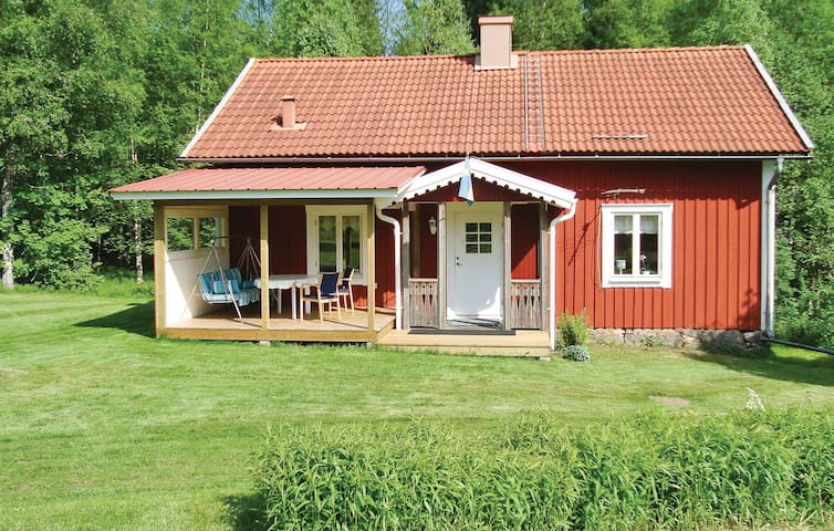 Holiday cottage with 3 bedrooms on 100m² in Vrigstad