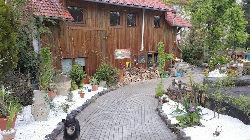 City Oase Kassel Süd, 70 m2 und Gartennutzung