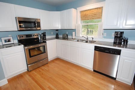 Gorgeous 2 Bedroom Intown Freeport - Freeport - Apartmen