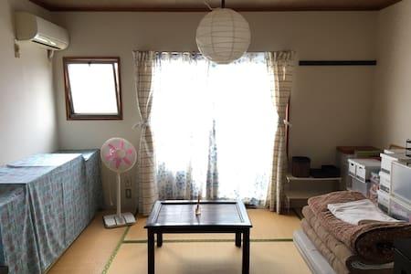 静かでのんびりプライベート重視♪ - Kawagoe-shi