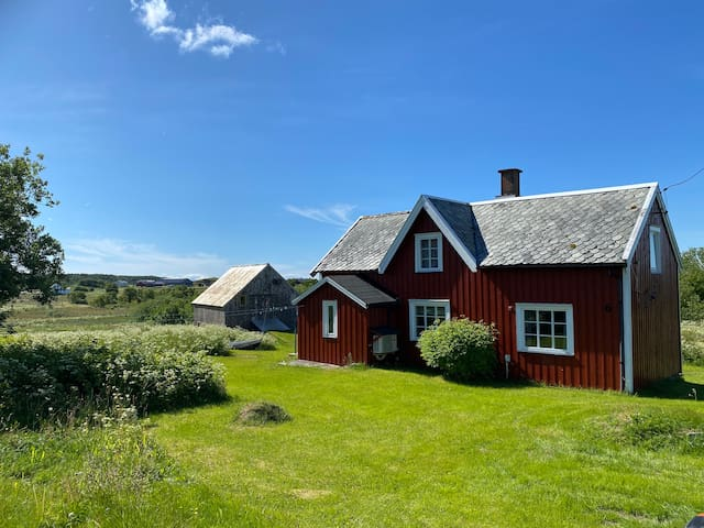 Nordlandshus Bø i Vesterålen