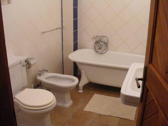 Levendula fürdő