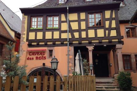 Family Casa - Riquewihr - Byt
