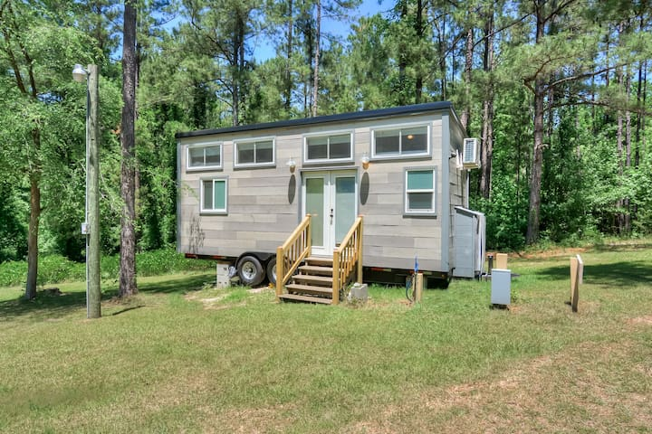 Music City Tiny House- now in Augusta, Georgia!