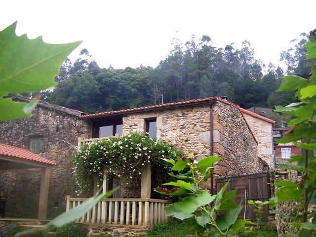 Lucas-carleo2 - Serra de Outes - 度假屋