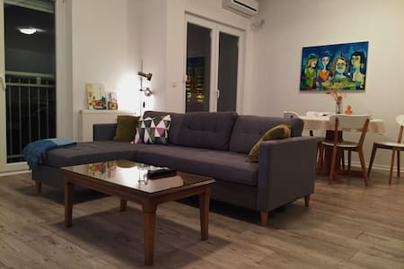 Modern, sunny Downtown apartment - Prishtina - 公寓