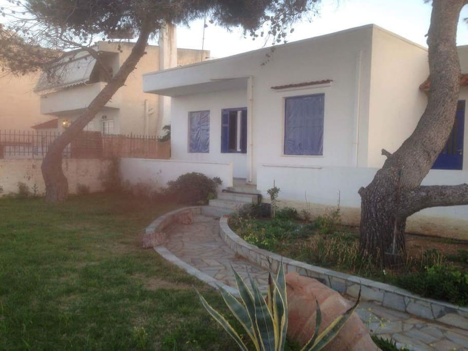 sea side house in Melissi korinthias