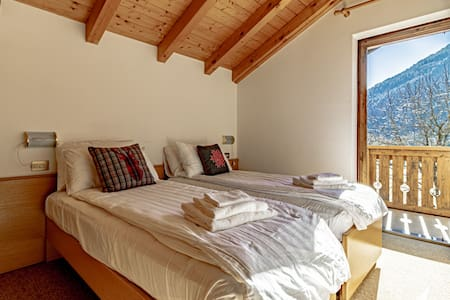Apartments in the heart of the Dolomites