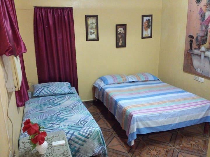 """Habitación 2 en """"Fernandez Room Rentals"""""""