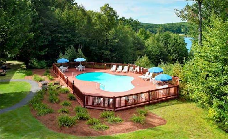 Summit Resort Laconia 2BR Condo