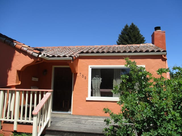 Rent our Santa Cruz home for 30 summer days