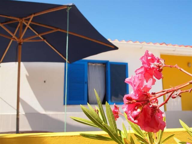 Ruim strandhuis op Portugees eiland