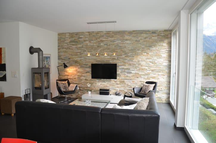 Engelberg-Titlis  - Luxury apartment