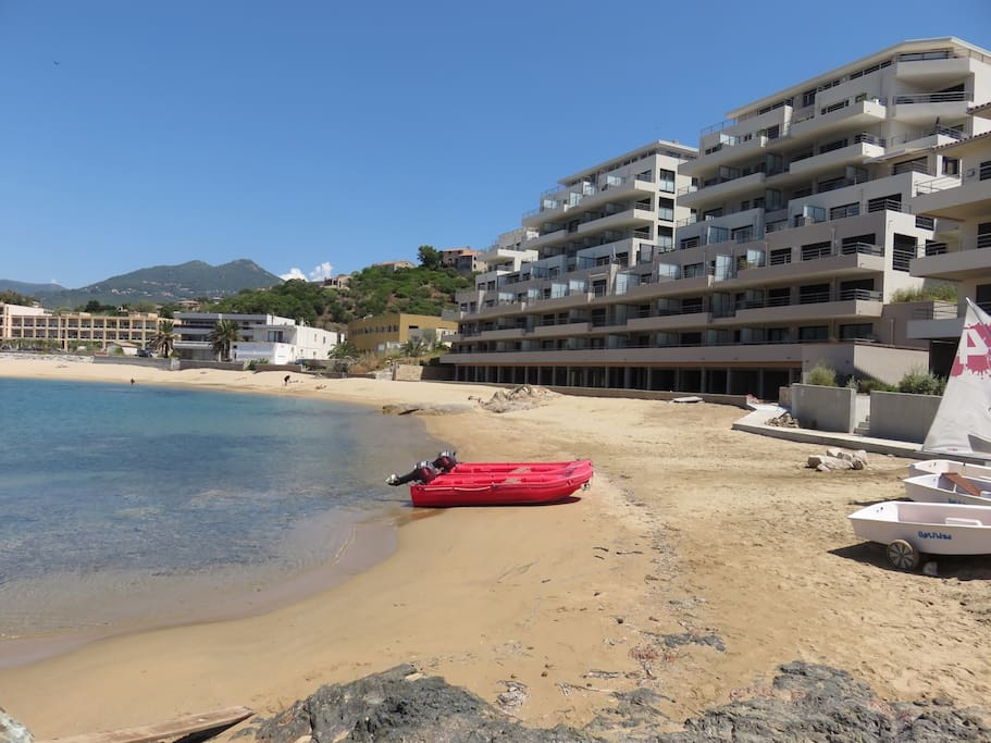 residence cote plage