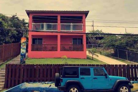 Casa Rosado (Studio A)