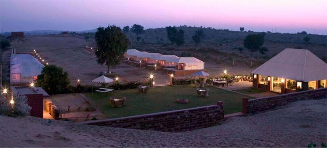 """""""Thar Utsav"""" Osian Jodhpur, Personal Dunes,safari"""