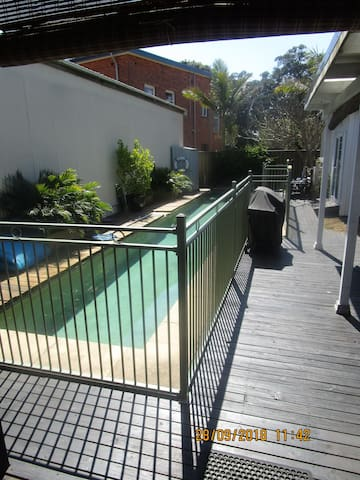 Pool is now fully fenced