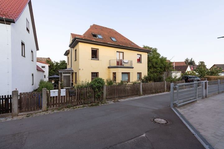 Appartement in Fürth near River and City Centre
