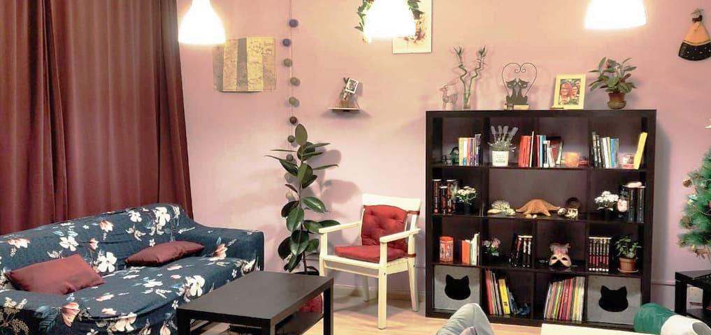 Apartamento Loft privado